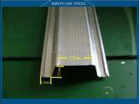 China Drywall System Steel Keel steel x profile ceiling batten