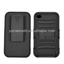 Super Armor Cell Phone Case for Ipod Touch 4