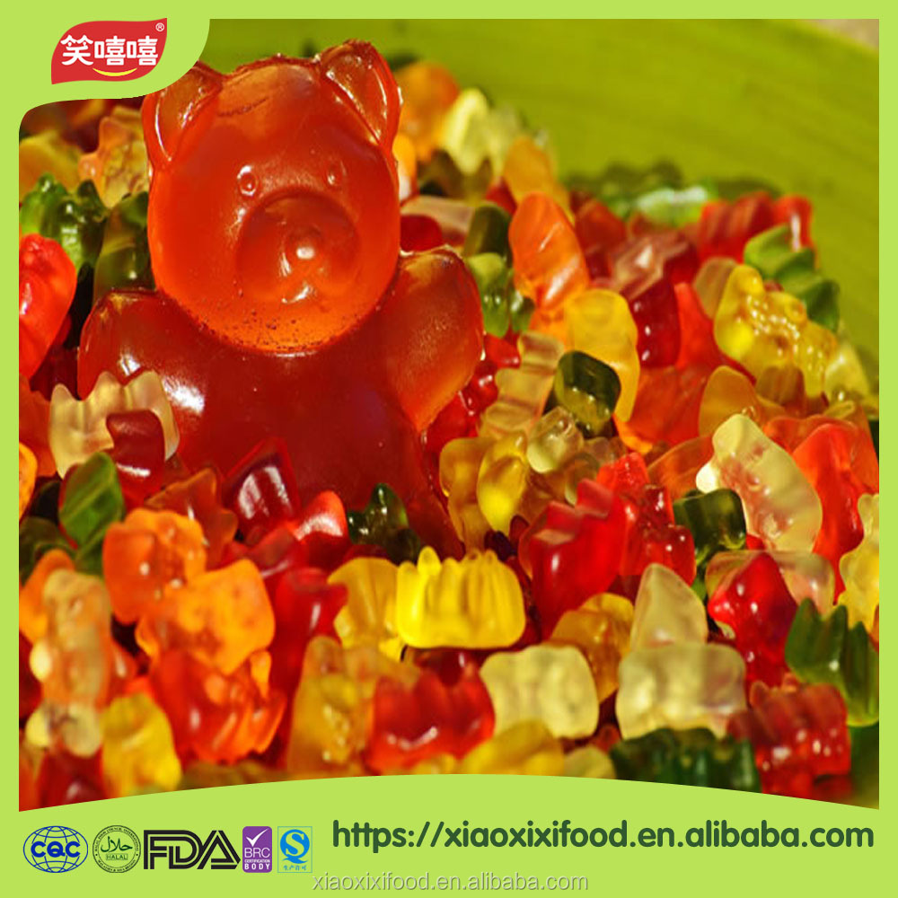 turkish delight halal gummy bears