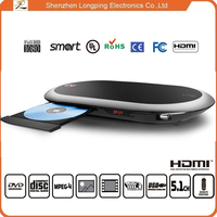 2016 UFO design 1080p full hd dvd player with USB