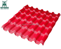 1050mm Plastic Spanish Synthetic Roof Tile