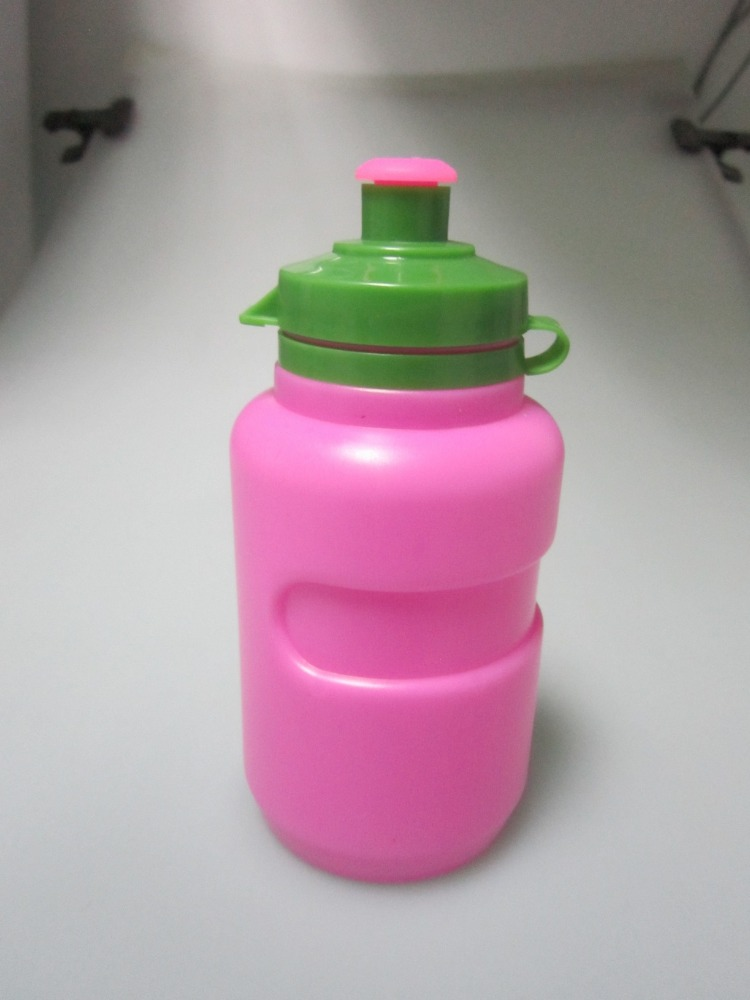 350ml PE material food grade promotional kids bottle