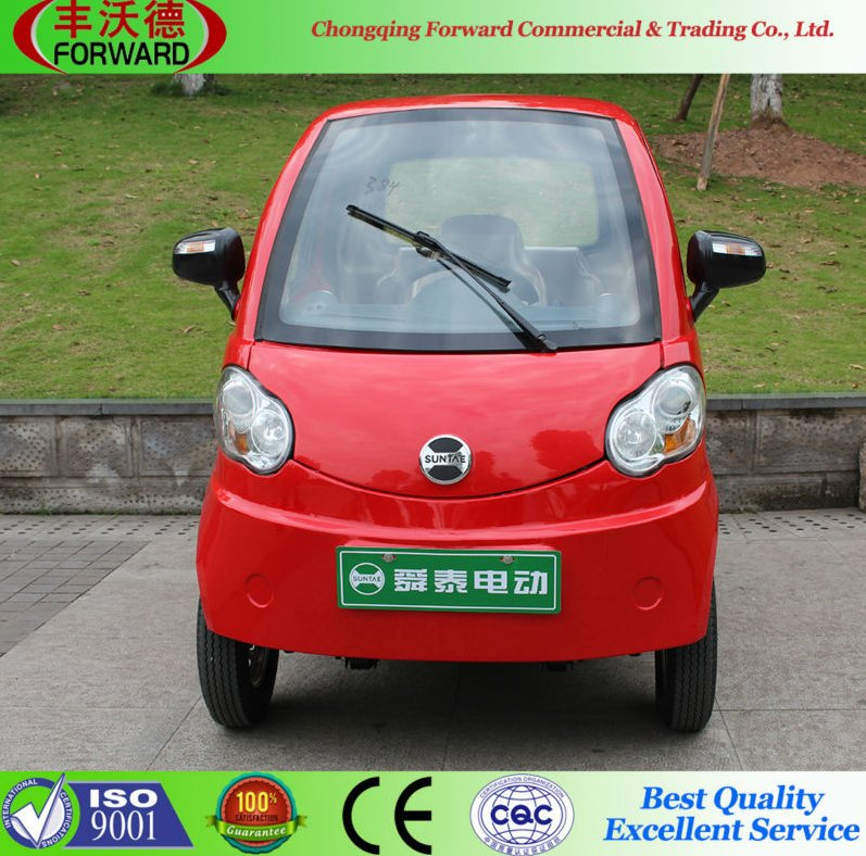 4 Wheels Electric Car/ Electric Tricycle For Handicapped And Elderly