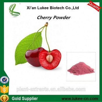High Quality Organic cherry pure TART CHERRY POWDER