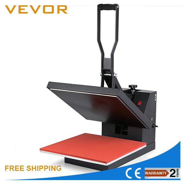 Vevor digital printing diy t shirt heat press machine for Diy tee shirt printing