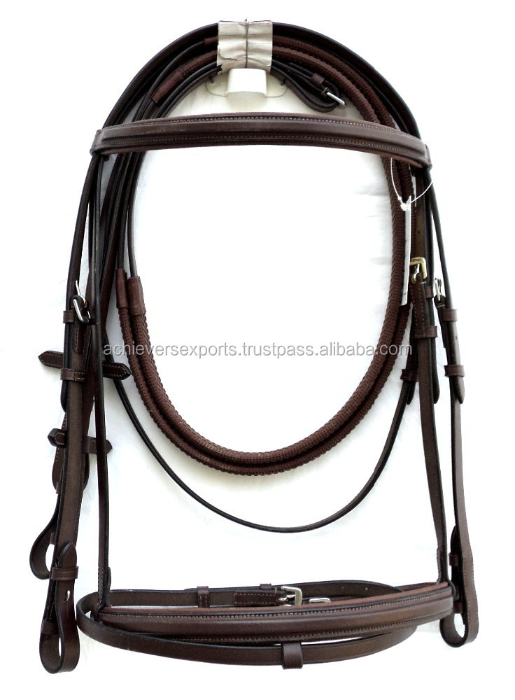 Wholesale Leather Horse Bridles Supplier