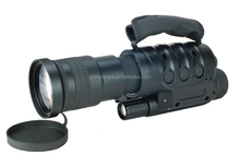 Cheap high quality top level RG-77 handle 8 times hunting optics night vision riflescope