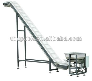 Slope Elevator for dry food packaging