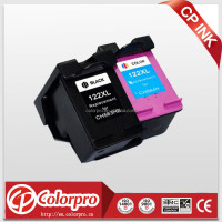 For HP 122XL with Ink Level Display High Ink Cartridge for Ch653he Ch654he for HP Deskjet 1000 1010 1050