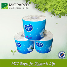 China products Soft White Paper Toilet Tissue Roll / tissue paper roll