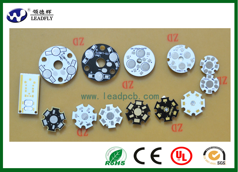 Competitive price super quality high power led <strong>pcb</strong> with complex contour for led bulb, tube,spotlight
