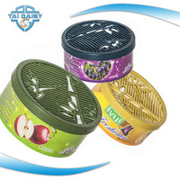 75g eco-friendly flavour&fragrance car deodorant air freshener/ toilet,house deodorant chemicals wholesale