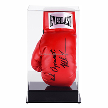 Single Boxing Glove Vertical Acrylic Display Case