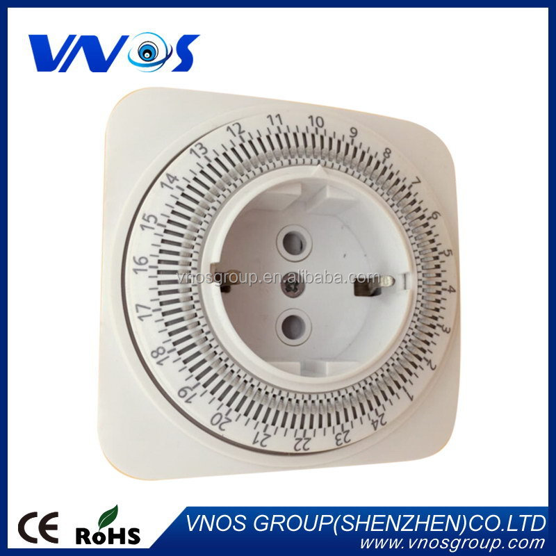 High quality best sell mechanical timer on off