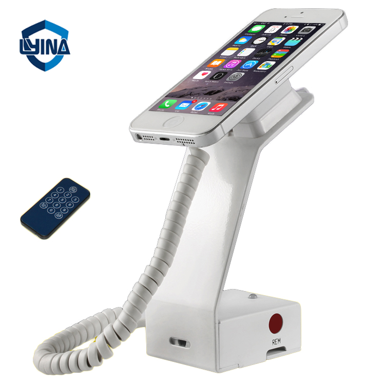 mobile phone anti theft display device,cell phone anti theft alarm device,smart phone anti theft alarm