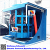 scrap iron smelting furnace 1 ton induction furnace