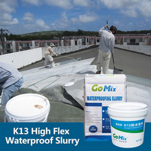 Flexible Non Crack K13 Waterproofing Shed Roof