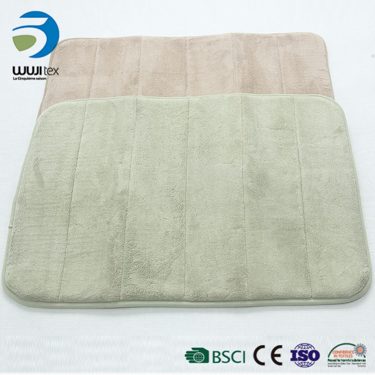 Comfort Anti-fatigue Kitchen Floor shaggy memory foam mat