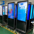 40/50 inch hot size FHD android floor standing LCD digital signage
