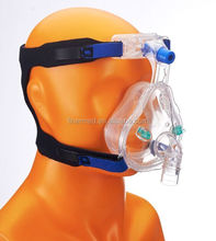 silicone full cpap mask
