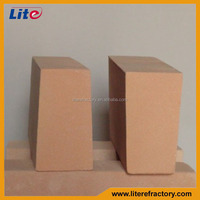 Customized Fire Clay Refractory Insulation Firebricks For Insulating of Chimney Lime Kilns Fireplace