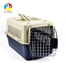 Pet Cage Aluminum Dog Carrier