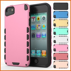 New !smooth slim silicone bumper case for iphone 5