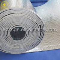high quality xpe foam faced aluminum foil thermal insulation