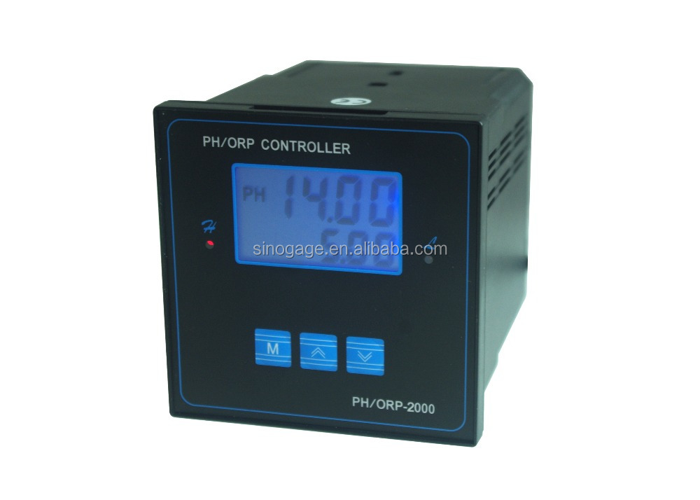 PH/ORP2000 Digital PH Meter,PH Controller