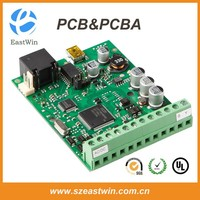 2 Layer Electronic PCB assembly board manufacturing and SMT assembly