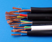 pvc/xlpe/pe insulation 300/500v electrical rvv wire and cable