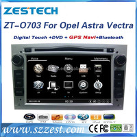 Hot selling used auto spare parts for Opel astra h 2 din car radio with navigation china with GPS, Radio, BT, SWC, DTV, 3G, Wifi