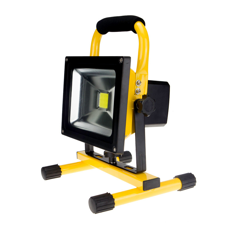 NEW Bridgelux chip and MEANWELL Driver IP65 Outdoor high power 30 watt outdoor led floodlight 50W with 90-277V