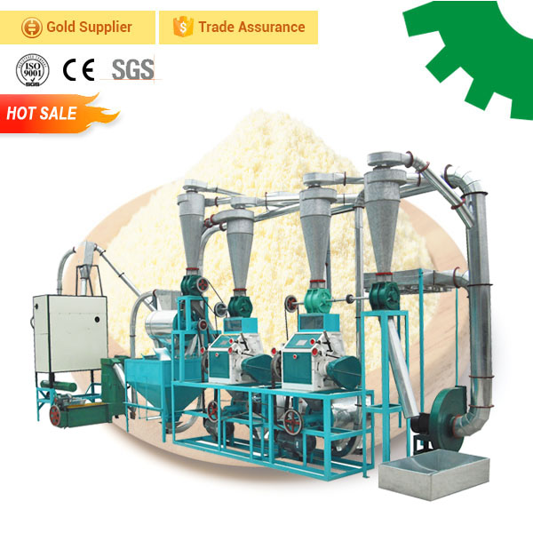 Factory price red sorghum flour grinding machine