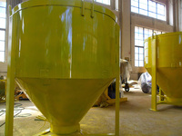 high quality low price mixing concrete bucket for crane