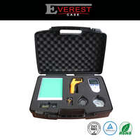 IP65 Original Hard Plastic Case For Tools Storage With Foam Insert