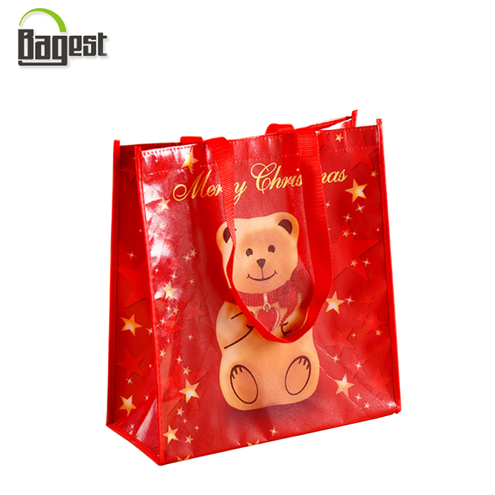Best China Supplier Laminated Tote PP Woven Shopping Bags