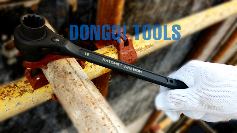 Adjustable Ratchet Spanner/Wrenches Tool Holder from Scaffold Worker