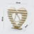 Wooden Wedding Heart Chocolate Display Stand