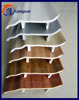 Wooden color pvc foam skirting board manufacturers