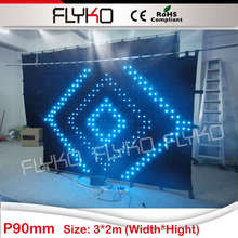 last invention flexible RGB led Matrix screen,LED Screen Matrix,LED matrix pixel