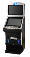 DST metal slot cabinet video game
