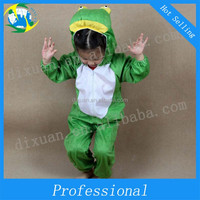 High quality plush animal children costumes for party