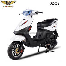Jog i 100cc classic model japan design mini body moto dlectric and kick start 2 person seat with turning light on head