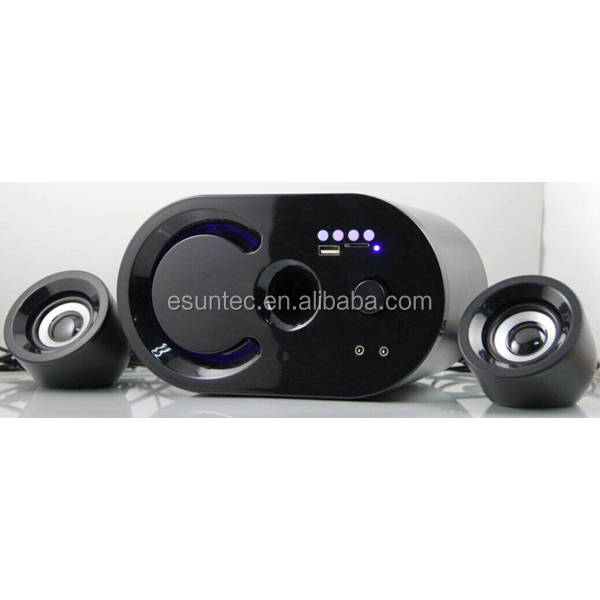 2.1 deluxe optical speaker ST-2070