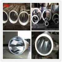 Building Material Top Quality ck45 induction hardened honed tube