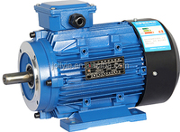dc series motor 24v/ ABB square IE1/IE2 series motor / aluminum housing three-phase asynchronous motor