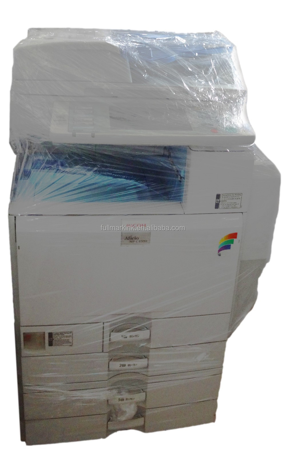 used copier machine ricoh mp 4000/5000 printer second hand photocopier for copy printing