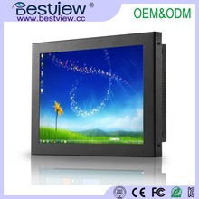 "15"" inch touch screen Win CE mini industrial pc embedded panel pc"