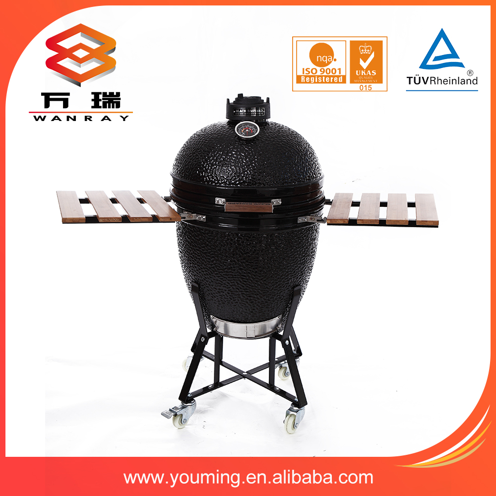 2017 Top Sale Bbq Charcoal Gas Grill Smoker For